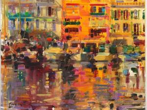 Riviera Summer by Peter Graham