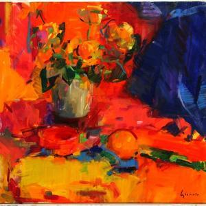 Summer Table by Peter Graham