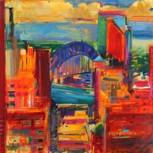 Sydney Harbour Bridge, 2012 by Peter Graham