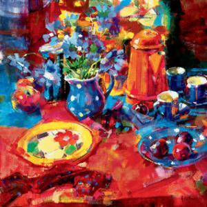 Tea Party by Peter Graham
