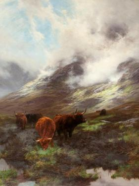The Head of the Glen, 1894 by Peter Graham