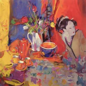 The Magical Table, 2002 by Peter Graham