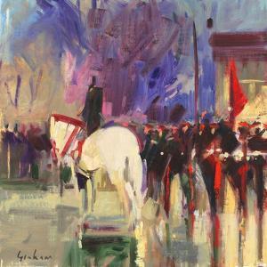 The Warhorse, Sandhurst by Peter Graham