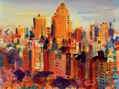 Upper Manhattan, 2000