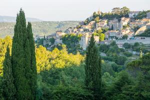 Bonnieux, Luberon, Provence, France, Europe by Peter Groenendijk