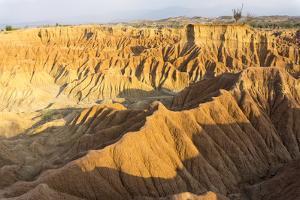 Desierto de Tatocoa (Tatacoa Desert), Colombia, South America by Peter Groenendijk