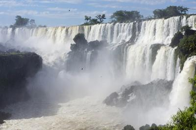 Iguazu Falls, Argentinian Side, Argentina by Peter Groenendijk