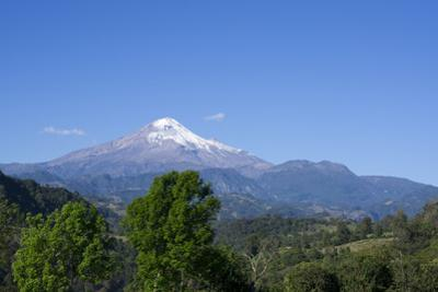 Pico Orizaba, highest in Mexico, 5747 meters, Mexico, North America by Peter Groenendijk