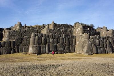 Sacsayhuaman the Former Capital of the Inca Empire by Peter Groenendijk