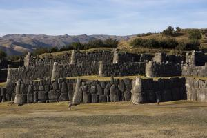Sacsayhuaman by Peter Groenendijk