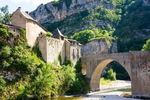 St. Enemie, Gorges Du Tarn, France, Europe by Peter Groenendijk