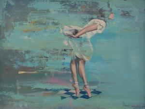 En Pointe by Peter Hawkins