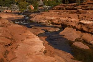 Sedona, Slide Rock State Park, Arizona, USA by Peter Hawkins