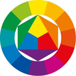 Color Wheel by Peter Hermes Furian