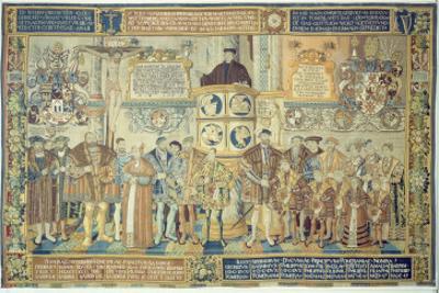 Croy Tapestry, 1554