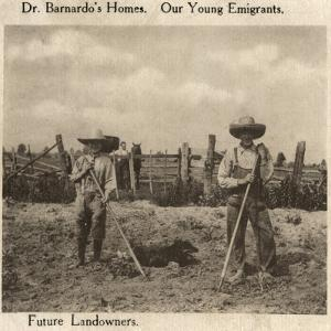 Barnardo's Emigrants in Canada by Peter Higginbotham
