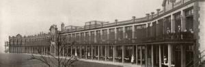 Booth Hall Infirmary, Manchester by Peter Higginbotham