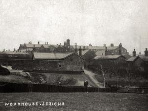 Bury Union Workhouse, Jericho, Lancashire by Peter Higginbotham