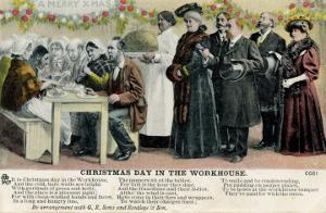 Christmas Day in the Workhouse by Peter Higginbotham