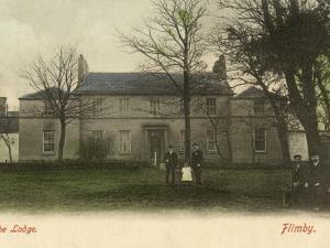 Cockermouth Union Schools, Flimby, Cumberland by Peter Higginbotham