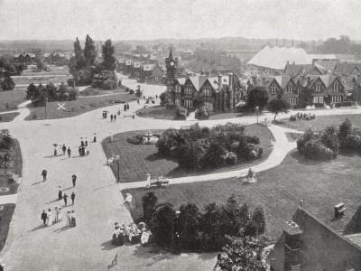 Dr Barnardo's Village Homes, Barkingside, Ilford, Essex
