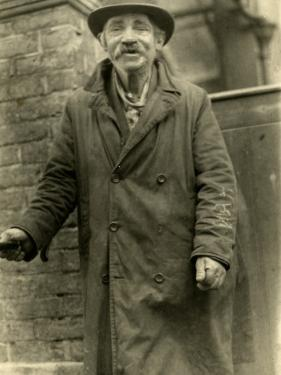 Franky Shagg, a Well known Tramp on the Isle of Wight in the Early 1900s by Peter Higginbotham