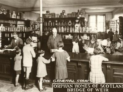 General Store at Orphan Homes of Scotland, Bridge of Weir