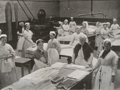 Laundry, Holborn Union Workhouse, Mitcham