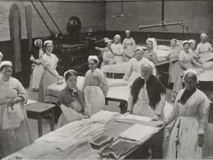 Laundry, Holborn Union Workhouse, Mitcham by Peter Higginbotham
