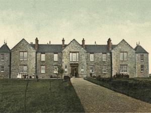 Lews Combination Poorhouse, Stornoway, Isle of Lewis by Peter Higginbotham