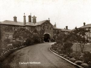 Maidstone Union Workhouse, Coxheath, Kent by Peter Higginbotham