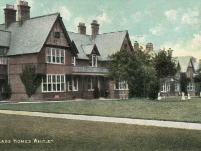 Northumberland Village Homes for Girls, Whitley Bay