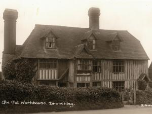 Parish Workhouse, Brenchley, Kent by Peter Higginbotham