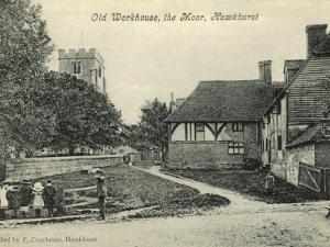 Parish Workhouse, Hawkhurst, Kent by Peter Higginbotham