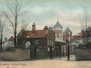 Park Hospital, Hither Green, South East London by Peter Higginbotham