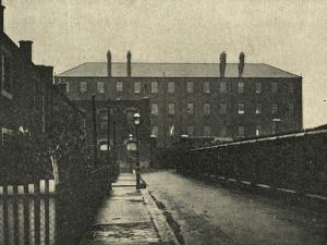 Poplar Workhouse, East London by Peter Higginbotham