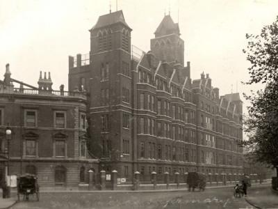 St Pancras Workhouse Infirmary, London
