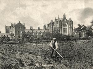Union Workhouse, Aylsham, Norfolk by Peter Higginbotham