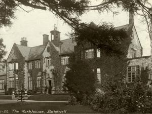 Union Workhouse, Bakewell, Derbyshire by Peter Higginbotham