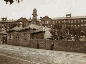 Union Workhouse, Brighton, Sussex by Peter Higginbotham