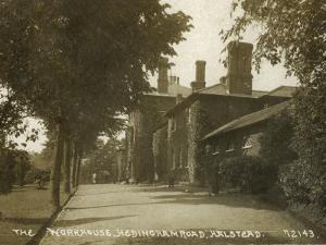 Union Workhouse, Halstead, Essex by Peter Higginbotham