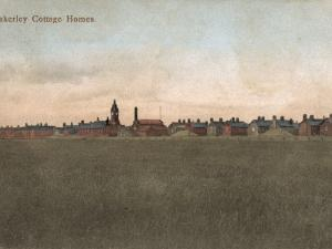 West Derby Union Cottage Homes, Fazakerley, Liverpool by Peter Higginbotham