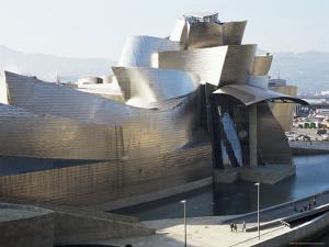 Guggenheim Museum, Bilbao, Euskadi (Pais Vasco), Spain by Peter Higgins