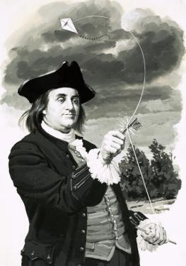 Benjamin Franklin by Peter Jackson
