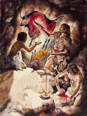 Cave Paintings by Peter Jackson