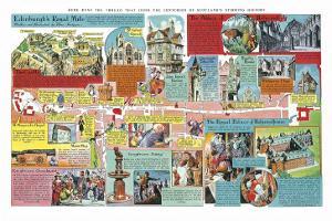 Edinburgh's Royal Mile by Peter Jackson