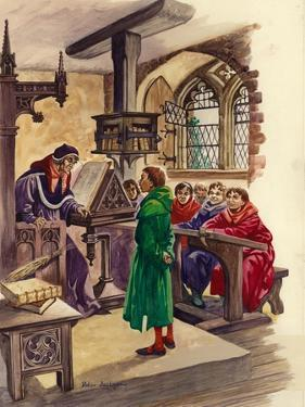 Schools in the Middle Ages by Peter Jackson