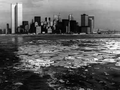Frozen New York by Peter Keegan