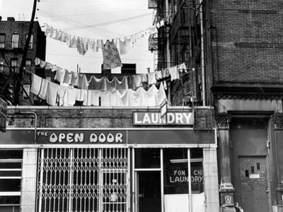 New York Laundry by Peter Keegan