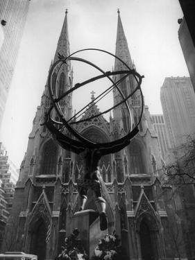 St Patrick's by Peter Keegan